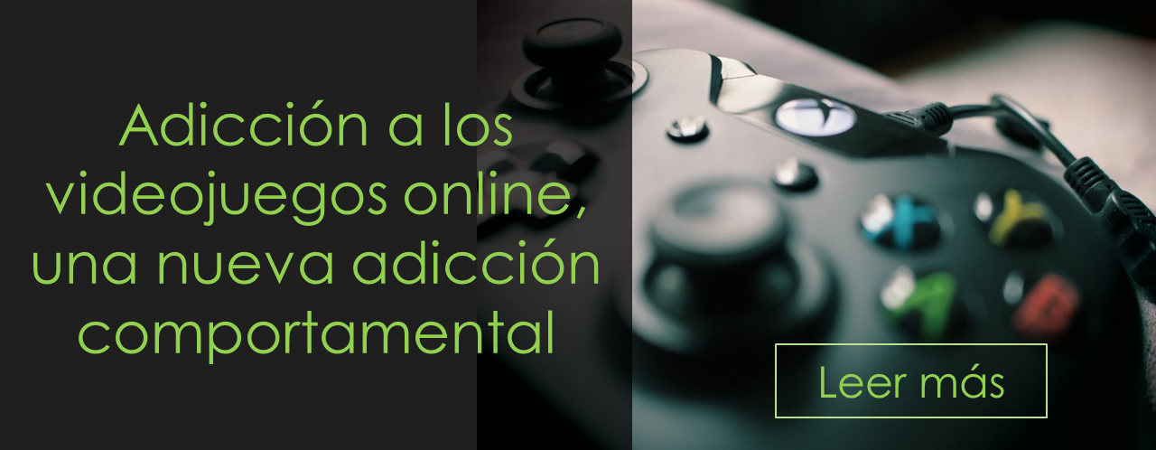 adicción a videojuegos onlinel